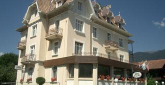 Hotel De La Paix - Interlaken - Gebäude