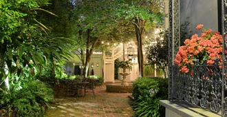 Terrell House Bed and Breakfast - Nueva Orleans - Patio