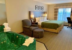 Country Inn & Suites by Radisson, Kenosha, WI - Kenosha - Bedroom