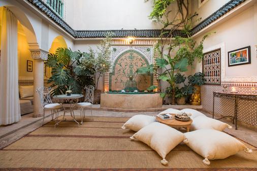 里亞德哈爾蒙別墅酒店 - 馬拉喀什 - 馬拉喀什
