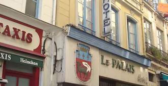 Hôtel Du Palais - Ruão - Edifício