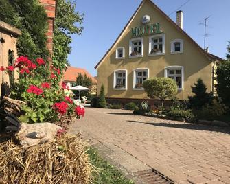 Landhotel Berlinchen - Wittstock/Dosse - Building