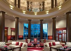 Omni Providence Hotel - Провиденс - Лаундж