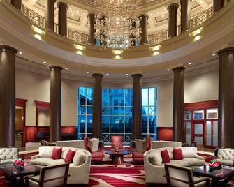 Omni Providence Hotel - Providence - Lounge