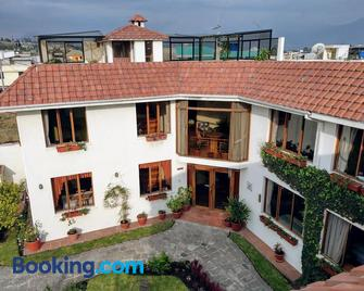 Hotel Rincon Aleman - Риобамба - Здание