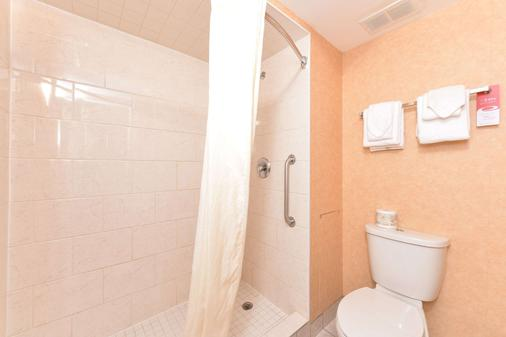 Econo Lodge Motel Village - Calgary - Bathroom