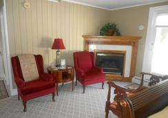 Eastman Inn - North Conway - Living room