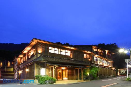 Yaeikan - Hakone - Toà nhà