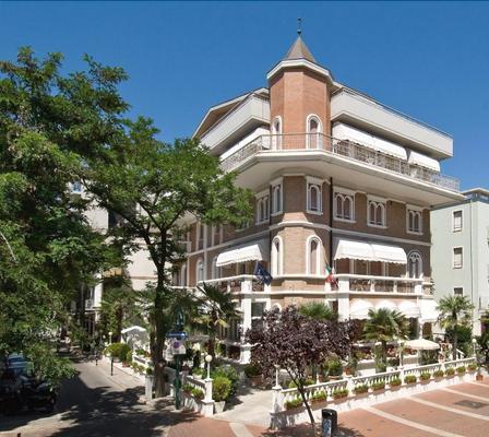 Hotel Patria - Cattolica - Building