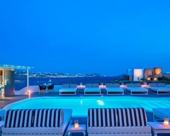 Mykonos Princess Hotel - Agios Stefanos - Zwembad
