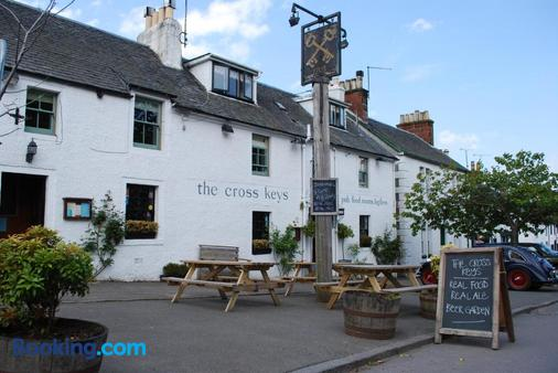 The Cross Keys Inn Kippen - Stirling - Building