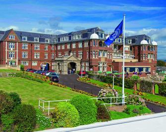 The Victoria Hotel - Sidmouth - Gebouw