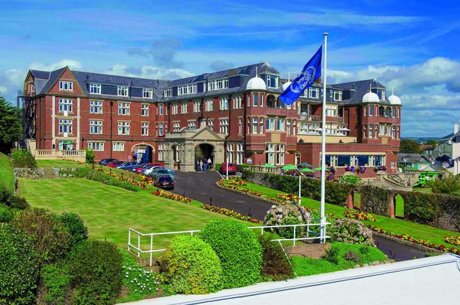 The Victoria Hotel - Sidmouth - Κτίριο