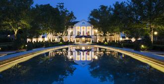 威廉斯堡殖民風旅館 - 威廉斯堡酒店 - 威廉斯堡 - 威廉斯堡(弗吉尼亞州) - 建築