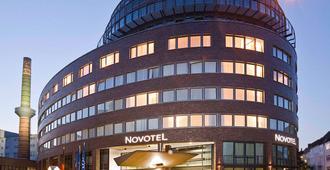 Novotel Hannover - Αννόβερο - Κτίριο