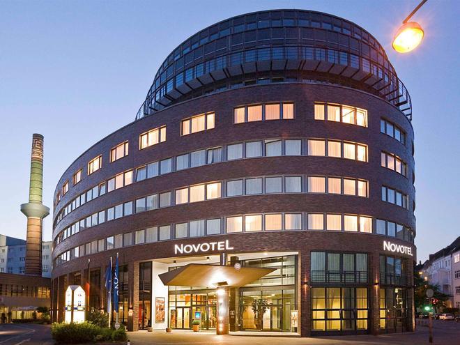 Novotel Hannover - Hanóver - Edificio