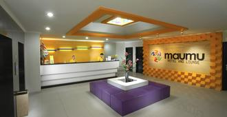 Maumu Hotel and Lounge - Surabaya - Bangunan