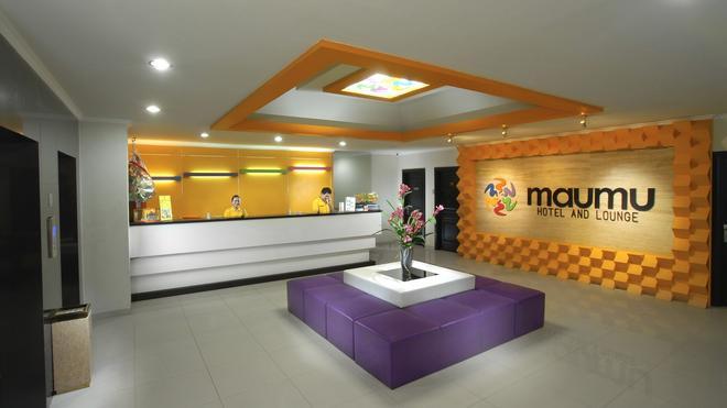 Maumu Hotel and Lounge - Surabaya - Front desk