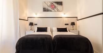 Gran Via 63 Rooms - Madrid - Bedroom