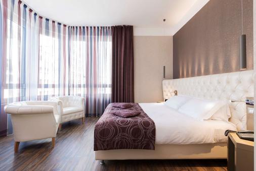 c-hotels Atlantic - Milano - Makuuhuone