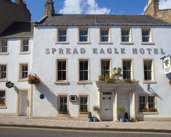 The Spread Eagle Hotel - Jedburgh - Gebouw