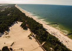 Pelikan Resort - Dźwirzyno - Strand