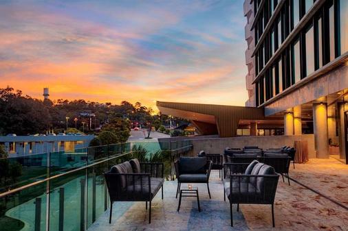 伊頓山酒店 - 布里斯班 - 陽台