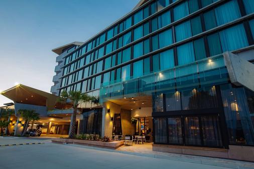 伊頓山酒店 - 布里斯班 - 建築