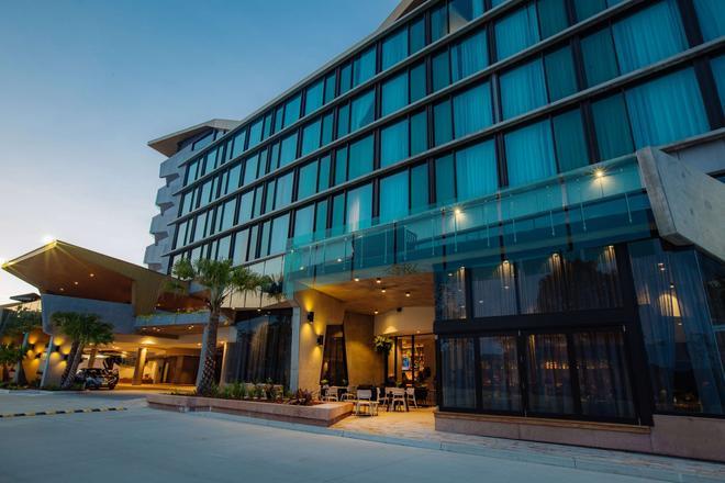 伊頓山飯店 - 布里斯本 - 建築