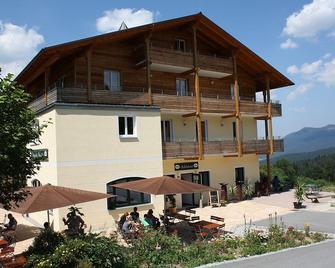 Berghotel Mooshütte - Lohberg - Gebouw