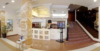 Hotel Ciudad de Vigo - Vigo - Vastaanotto