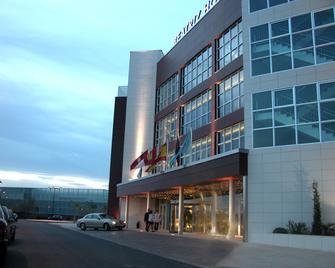 Hotel Beatriz Albacete & Spa - Albacete - Gebäude