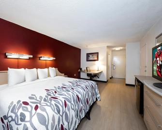 Red Roof Inn Myrtle Beach Hotel - Market Common - Myrtle Beach - Soveværelse
