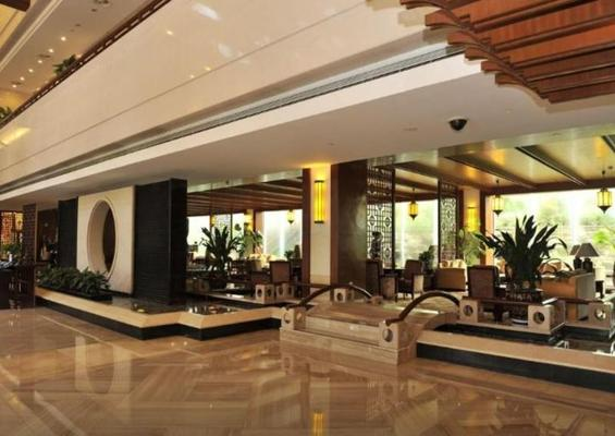 Deefly Zhejiang Hotel - Hangzhou - Lobby