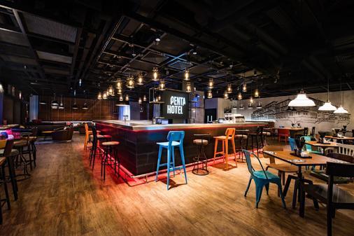 pentahotel Hong Kong, Tuen Mun - Hong Kong - Bar