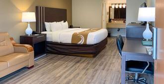 Quality Inn Long Beach - Signal Hill - Long Beach - Bedroom