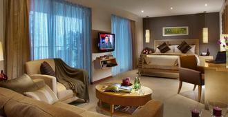 Oakwood Residence Shanghai - שנחאי - חדר שינה