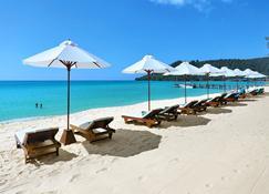 Sok San Beach Resort - Koh Rong - Beach