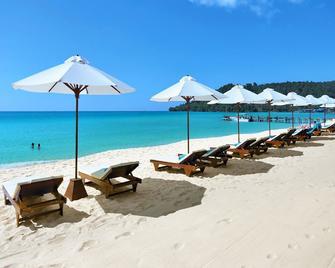 Sok San Beach Resort - Koh Rong - Пляж