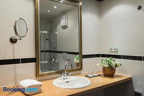 Zeller-Hotel+Restaurant - Kahl am Main - Bathroom