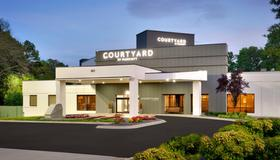 Courtyard by Marriott Charlotte Airport/Billy Graham Parkway - Charlotte - Building
