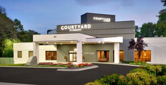 Courtyard by Marriott Charlotte Airport/Billy Graham Parkway - Charlotte - Edifício