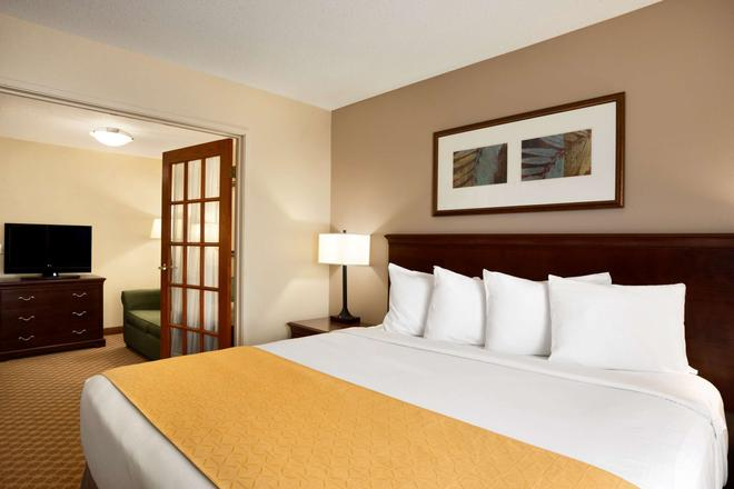 Country Inn & Suites by Radisson, Toledo, OH - Maumee - Makuuhuone