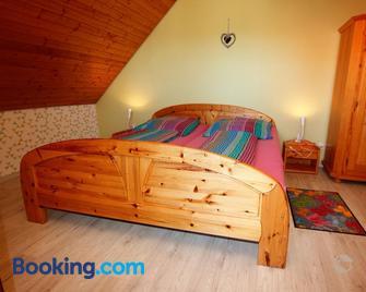 Ferienwohnungen Duffner - Schonach im Schwarzwald - Slaapkamer