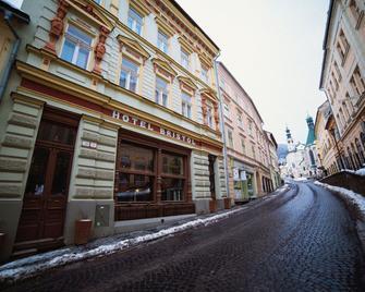 Hotel Bristol - Banská Štiavnica - Building