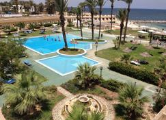Hotel Les Palmiers Beach Holiday Village - Monastir - Pool