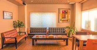 K's House Kanazawa - Travelers Hostel - Kanazawa - Lounge