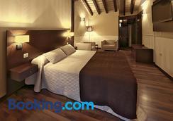 Hotel Rural Plaza Mayor Chinchón - Chinchón - Bedroom