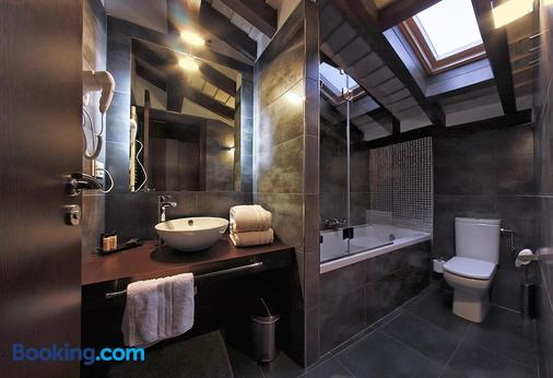Hotel Rural Plaza Mayor Chinchón - Chinchón - Bathroom
