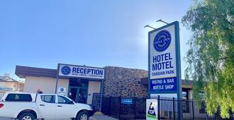 Opal Inn Hotel, Motel, Caravan Park - Coober Pedy - Building